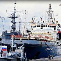 Самый большой и мощный в мире спасательный океанский буксир :: Кай-8 (Ярослав) Забелин