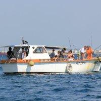 Отдых на море, Крым. Морская прогулка-23. :: Руслан Грицунь