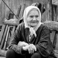 Бабушка Серафима :: Анна Вязникова