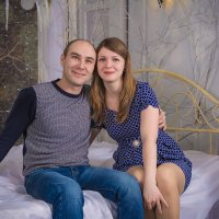 Пара :: Ксения Черногорова
