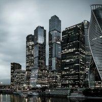 Москва-сити. :: Сергей Ермяков