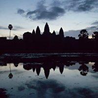 Ангкор Ват :: Tatiana Belyatskaya