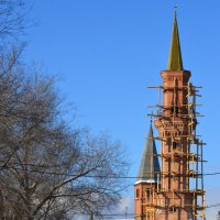 Мечеть Орск :: Вадим Поботаев