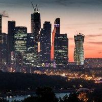 Москва растет :: Сергей Балкунов