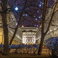 Петербург, улица Зодчего Росси. :: Наталья Иванова
