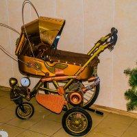 супер коляска с паровым двигателем. :: petyxov петухов