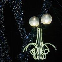 Ночные фонари :: Леонид Иванчук
