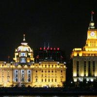 Европейская архитектура в Шанхае. :: Николай Карандашев