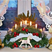 "......а за окошком Калининградская ""зима""...... :: Валерия Комова"