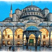Голубая Мечеть :: Alexander Dementev