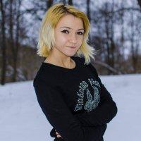 Портрет девушки :: Георгий Харитонов