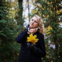 Осенняя прогулка :: Дарья Семенова