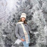Зимушка-зима... ) :: Райская птица Бородина