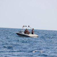 Отдых на море, Крым. Морская прогулка-29. :: Руслан Грицунь