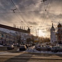 морозное утро :: Валерий