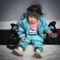 Спортсменка :: Елена Ельцова