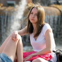 подростки-поймать взгляд :: Олег Лукьянов