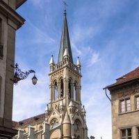Церковь святого Петра и Павла :: Witalij Loewin