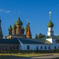 Церкви Ярославля :: Сергей Цветков