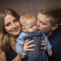 Поцелуй :: Игорь Воронков