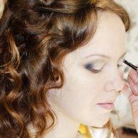 Свадебный макияж :: Виктория Большагина