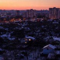 Зимний вечер :: Лидия Цапко