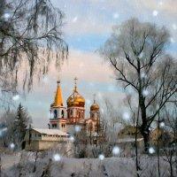 С наступающим, друзья ! :: Евгений Юрков
