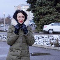 Холодно! :: Наталия Сарана