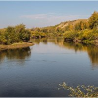 Река Ишим :: Александр Максимов