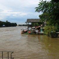 Пригород Бангкока. Река Квай. :: Лариса (Phinikia) Двойникова