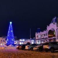 Ночной город :: Валерий Рыжов