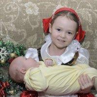 сестрёнка на новый год :: Ольга Русакова