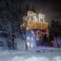 Рязанский Кремль зимним вечером :: Константин Тимченко