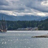 В нашу бухту заходили корабли :: Alena Nuke