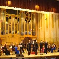 Новогодний концерт :: марина ковшова