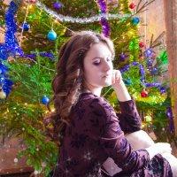 В преддверии Нового года. :: Каролина Савельева