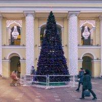 У Гостиного двора... Предновогоднее... :: Сергей В. Комаров