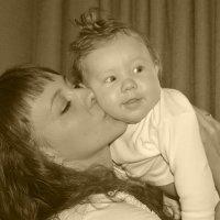 Материнская любовь :: Валентина