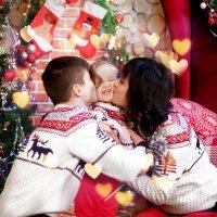 Новогодний позитивчик!=))) :: Фотохудожник Наталья Смирнова