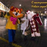 С наступающим Новым годом, друзья! :: Владимир Шибинский