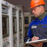 Машинист технологических компрессоров :: Дмитрий Сиялов