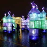 Новогодние краски :: татьяна петракова
