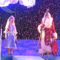 новогодннее предстовление 2016 Чайковский :: константин