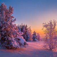 С Новым Годом, или Ладожская зима. :: Фёдор. Лашков
