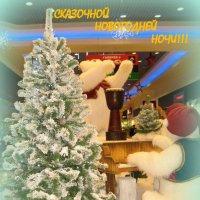 Дорогие фотографы и любители фотографии! С самым волшебным праздником Вас! :: Elena Izotova