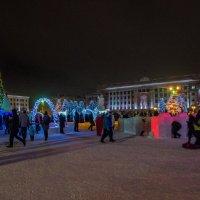встречаем Новый год :: gribushko грибушко Николай
