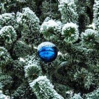 новогодняя елка :: Юлия Денискина