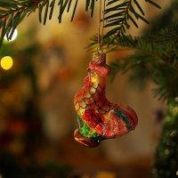 В Год Петуха, желаю счастливого, яркого и позитивного года! :: Swetlana V