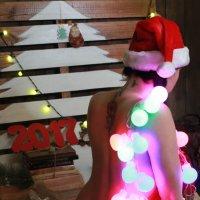 Новогодняя :: Anastasia Stella