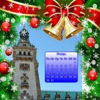 С Новым годом, друзья! :: Nina Yudicheva